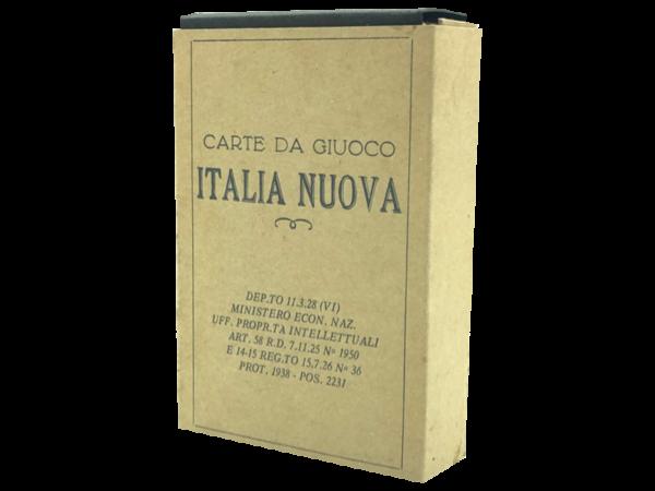 """""""Italia Nuova"""" Antiquarisches Kartenspiel aus Italien von 1986, limitierte Auflage"""