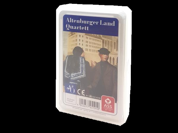 """Das """"Altenburger Land Quartett"""" ist ein ganz besondere Spielkarten-Edition - mit Hightlights aus der Region"""