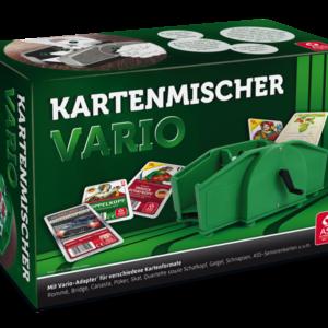 Kartenmischer Vario - einfach Ihre Karten mischen lassen