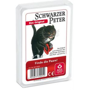 Schwarzer Peter - Der Klassiker aller Quartettspiele