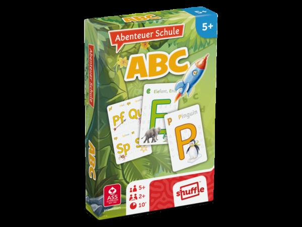 Quartett ABC: Lernquartett aus der Reihe Abenteuer Schule
