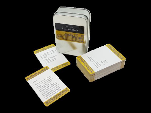 Bücherquiz mit 71 Fragen für Bücher-Experten