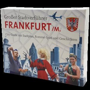 5 in 1: Romméspiel, Stadtführer, Stadtplan, Lesebuch, Souvenir