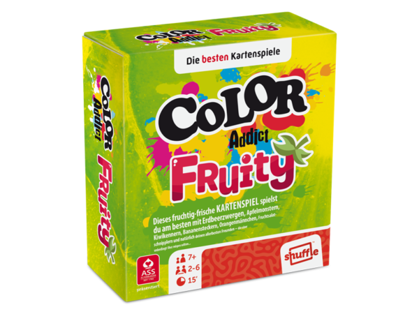 Color Addirct Fruity - Ein Muss für jede Party