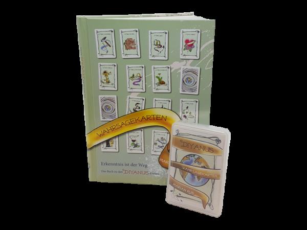 Wahrsagekarten mit Deutungsbuch von Marian Rus