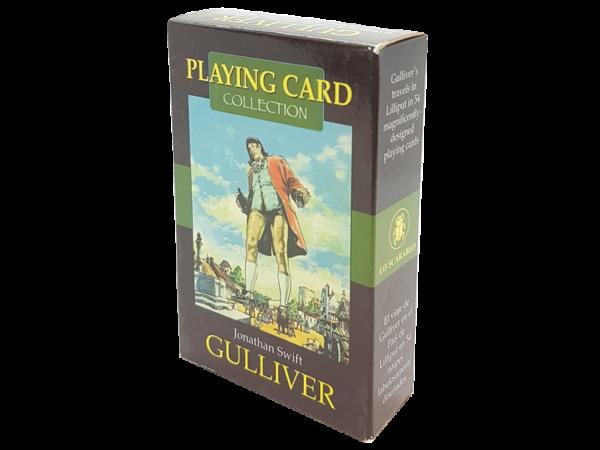 Bridge, Gulliver - Antiquarisch. Märchen auf Spielkarten erleben