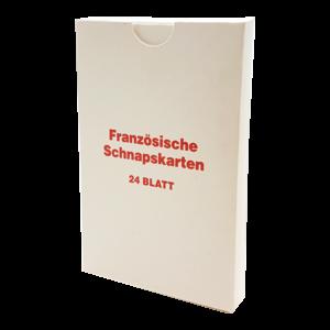 Französische Schnapskarte - Sammlerauflösung, österr. Sportler der 70er/80er
