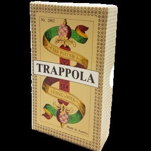 Trappola - Trappola- oder Bulkaspiel, Piatnik-Edition Nr. 2862