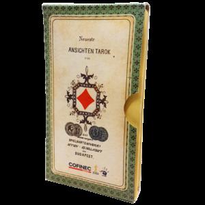 Neuste Ansichten Tarok - Antiquarische Spielkarten aus Ungarn von 1998, nicht limitiert