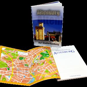 Altenburg - Auf Stadterkundung: Ihr Begleiter auf verschiedenen Touren durch die über 1000-jährige Skatstadt