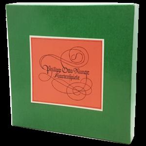 Philipp Otto Runge Kartenspiele - Faksimile von 1977, gespielt um ca. 1450, limitierte und nummerierte Auflage