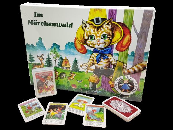 DDR Spielkombi: Im Märchenwald & Waldgeisterquartett