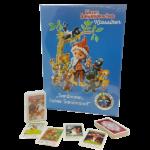 """DDR-Spielkombi: """"Sandmann-Brettspiel"""" und """"Waldgeisterlein-Quartett"""""""