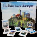 """DDR-SpielKombi: Brettspiel """"Eine Reise durch Thüringen"""" und Skat-Sonderedition """"Thüringen"""""""