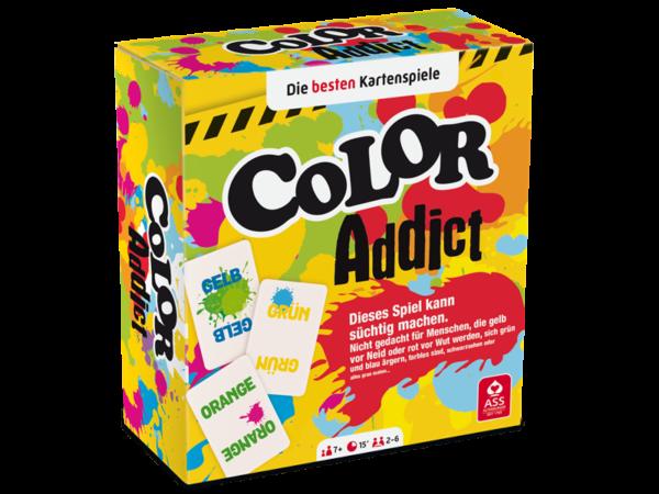 Color Addict - nichts für Farbenblinde